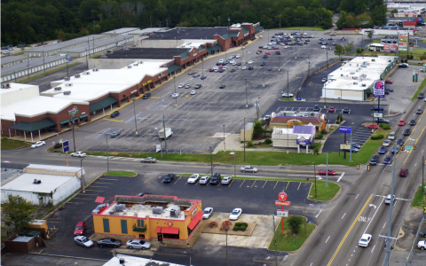 Center Point Shopping Center