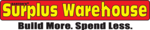 surplus warehouse logo